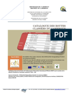 Catalogue Des Routes Du Cameroun
