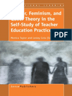 [Professional Learning] Monica Taylor, Lesley Coia (eds.) - Gender, Feminism, and Queer Theory in the Self-Study of Teacher Education Practices (2014, SensePublishers) - libgen.lc