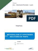 Methodologie Et Hypotheses Etud