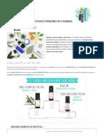 Solutions naturelles pour peaux à problèmes ou à tendance acnéique - Aroma-Zone