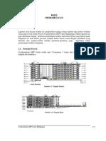 Upper Structure Design Condo Balikpapan