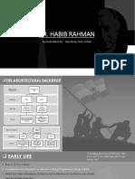 Ar.Habib Rahman