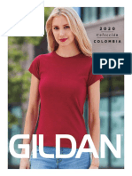 GILDAN - COLOMBIA - 2020 CATALOGO