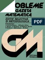 Probleme din Gazeta Matematică - Editie selectiva si metodologică (1984).pdf