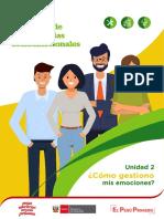 Fascículo UNIDAD 2 - Curso Competencias Socioemocionales (2)