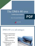 The DMA-80 evo