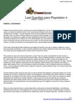 guia-trucoteca-the-last-guardian-playstation-4