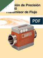 transmisor de flujo