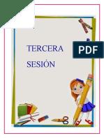 TERCERA SESION