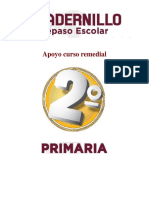 2°?♾️Cuadernillo remedial primaria