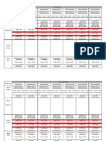 Review Time Table 04 09 August 2020 Senior Wing