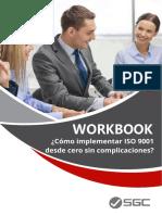Workbook Como Implementar Iso 9001 Desde Cero