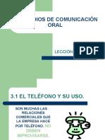 comunicacion oral
