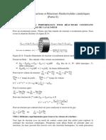 réacteurs fluide solide catalytique (partie E)