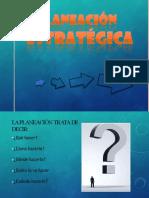 planeacion estrategica y 5 fuerzas de Porter