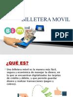 BILLETERA MOVIL