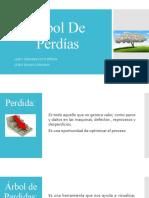 ARBOL DE PERDIDAS (1)