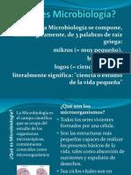 Qué es Microbiología