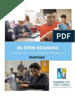 Reopen Roanoke