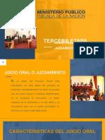 DIAPOS JUICIO ORAL O JUZGAMIENTO