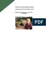 Pembangunan Sosial dan Kebijakan Sosial