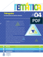 4 - Matemática - Triángulos