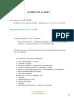 GUIA No 2 HABITOS DE VIDA SALUDABLE
