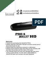 BulletHD PRO4_UM_V1.0_20150430_final