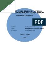 DESCRIPCION DEL VIDEO TIPOS DE DISCO DURO_RENE_CHOQUE