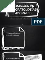 Presentación Psicopatología Laboral - Módulo 2.pdf