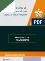 APOYODIDÁCTICO SIGNOS DE PUNTUACIÓN  SEGUNDA PARTE
