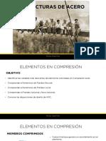 Estructuras de Acero - Compresión