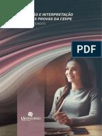 E-book LS Português CESPE