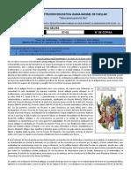 2 GUIA SOCIALES 7° Las civilizaciones mediterráneas y el final de la edad antigua..docx