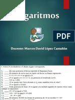Presentacion de Logaritmos