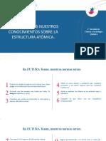 1_SEC_SESIÓN VIRTUAL 8_QUÍMICA_ESTRUCTURA ATÓMICA - REFUERZO