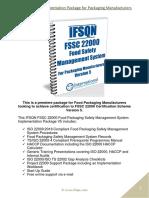 FSSC 22000 Implementation Package for Packaging Manufacturers V5 Brochure.pdf