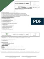 norma de competencia laboral en almacenamiento de objetos210101032