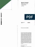 Texto 1. Ternavasio- Historia Argentina- Caps. 3-6-8
