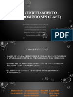 CIDR (Classess Inter-Domain Routing).pptx