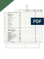 Estimation and Budget Format.xlsx