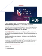 Join Us for the LULAC Virtual Summit!