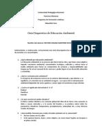 Prueba Diagnostica sobre educacion Ambiental.docx