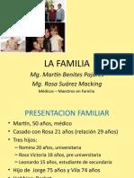 FAMILIA CLASE 1 28.3.2019