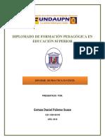 Informe de práctica ( Diplomado).docx