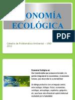 Módulo III - ECONOMÍA ECOLÓGICA