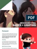 Jingsketch Mini Tutorial - Basics + Lighting