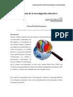 Importancia de la investigación educativa.pdf