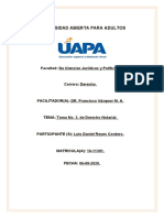 Tarea 3 de Derecho Notarial, Luis Daniel Reyes.