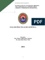 pRACTICAS-genética 2011